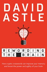 Cover of David Astles' Book - 'Rewording the Mind'